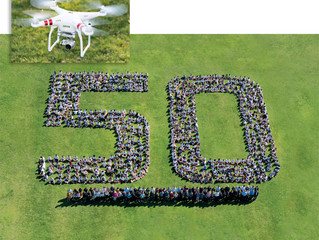 Drone shoots for your special occasion