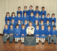 Our Lady of Lourdes Year 3 1990