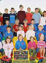 Esperance Primary School Pre Primary A 2004
