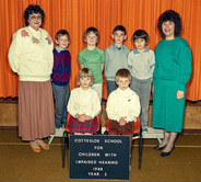 Cottesloe School for Children with Impaired Hearing 1988 Year 2