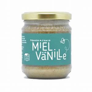 Miel-Vanille  250 GR