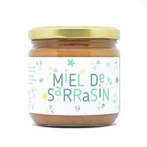 Miel de Sarrasin  500 GR