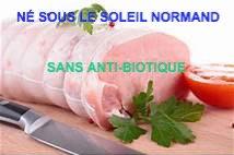 Roti de porc  1 Kg