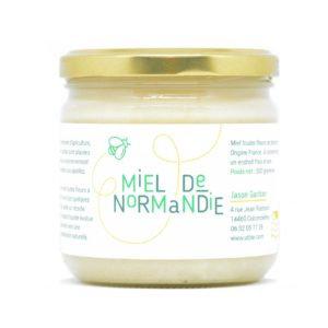 Miel de Normandie (récolte de  printemps) 250 GR