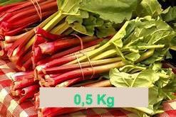 Rhubarbe  0.5  Kg