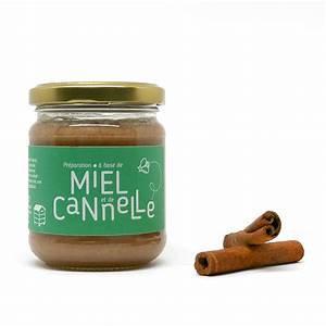 Miel-Cannelle  250 GR