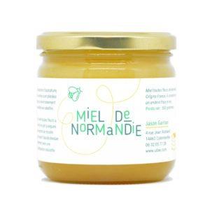 Miel de Normandie (récolte d'été) 500 GR