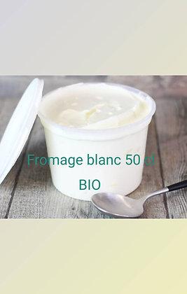 Fromage blanc lissé  50 cl BIO