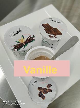 Ch'rème dessert Vanille