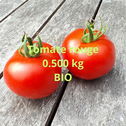 Tomate rouge 0,500 kg BIO