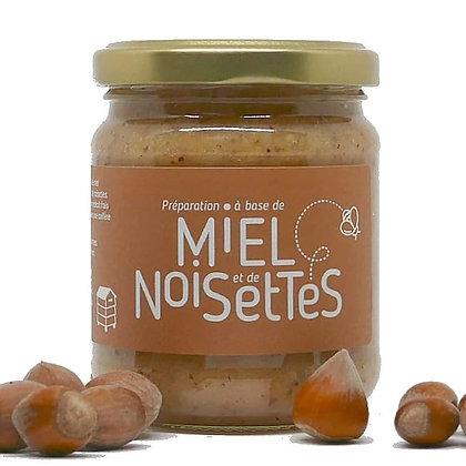 Miel-Noisette  250 GR
