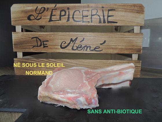 Cote de porc  1 Kg