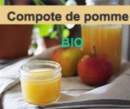 Compote de Pomme  BIO