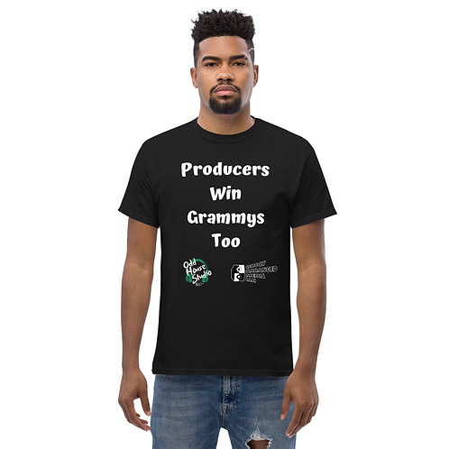 """""""Producers Win Grammys Too"""" T-Shirts"""