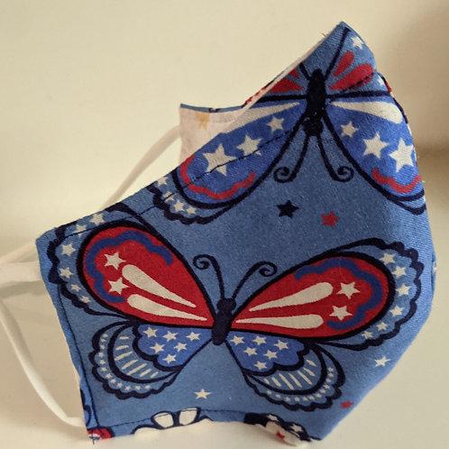 #122 - Americana Butterfly