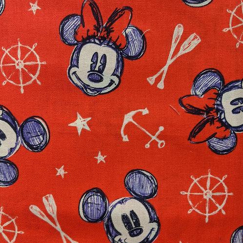 #082 - Sailor Mickey and Minnie