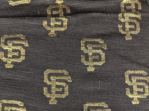 #117 - Black/Gold SF Giants