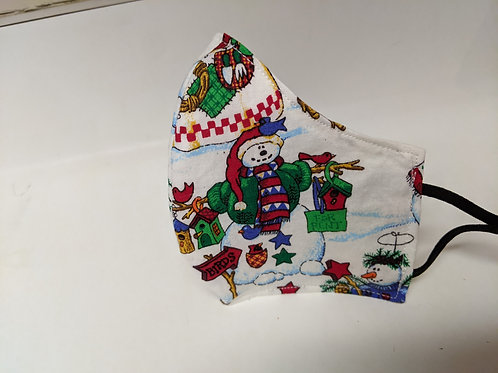 #216 - Holiday Snowman