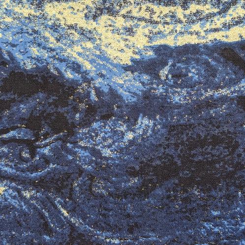 #306 - Blue Swirls