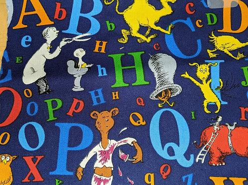 #170Dr Seuss ABCs