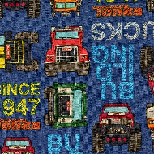 #118 - Trucks
