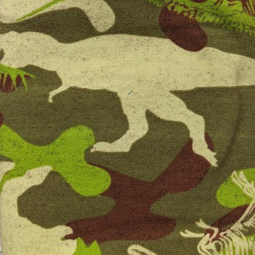 #117- Camo Dinosaurs