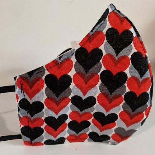 #004 Hearts