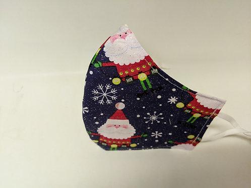 #207 - Sparkle Santa