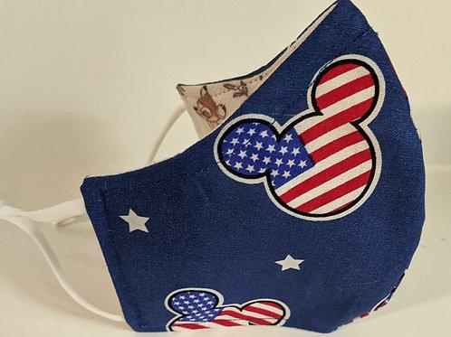 #031 Patriotic Mickey