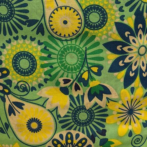 #065 - Green Flowers