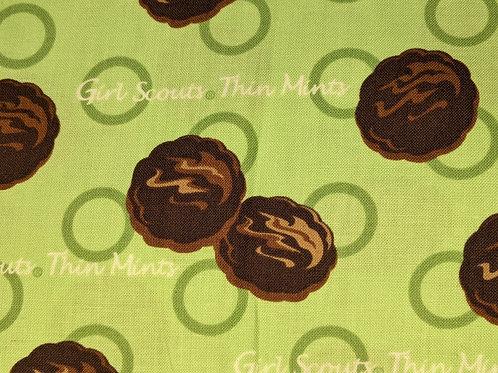 #244 Green Vintage GS Cookies