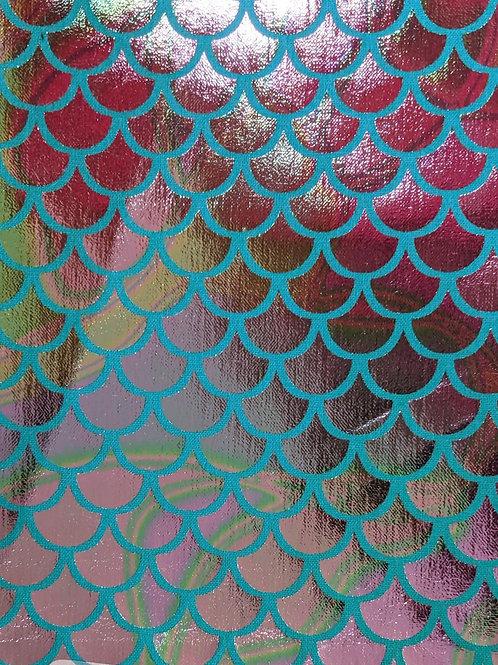 #058 Mermaid Tail