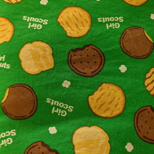 #240 Green GS Cookies