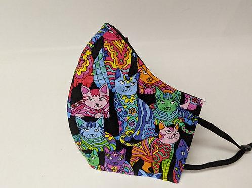 #225 - Hippie Cats