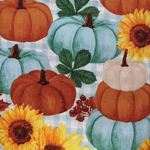 #184 - Pumpkins