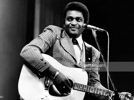 THE TEXAS RANGERS HAVE NAMED A FIELD AFTER CHARLEY PRIDE