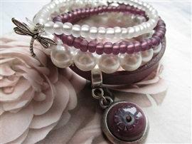 """Kombi-Armband """"Lilly"""""""