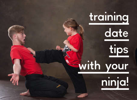 4 Easy Tips for Training Your Ninja