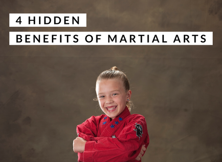 4 Hidden Benefits of Martial Arts