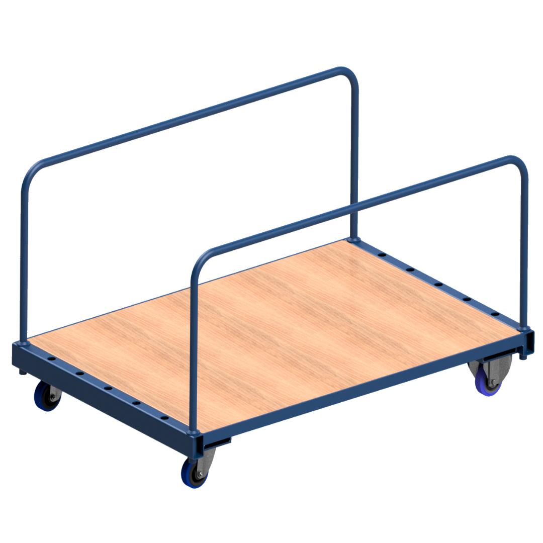 Plošinový vozík