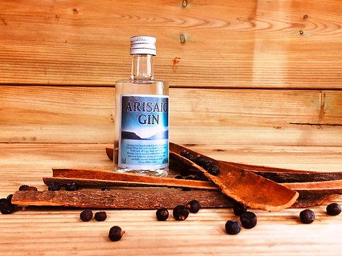 Arisaig Gin Miniature 5cl