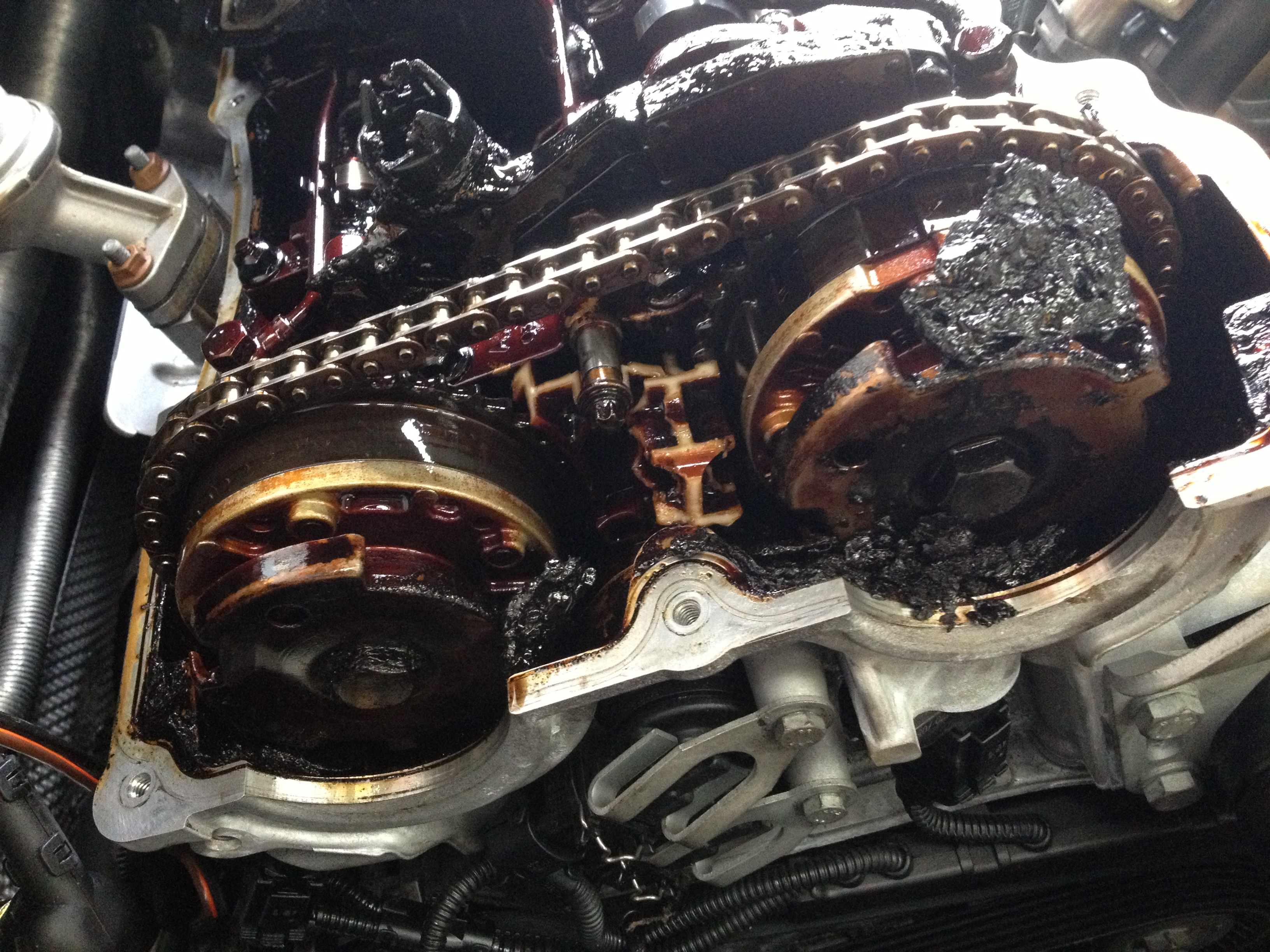 bmw 3128i n42 timing chain and tension problems ! land rover engine timing e46 bmw n42 engine timing diagrams #7