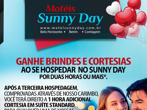 Aniversário premiado Sunny Day