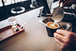 Latte Art Espresso Steamed Milk Cape May NJ Coffee