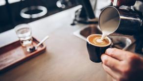 Einladung zum Kaffee und Kuchen