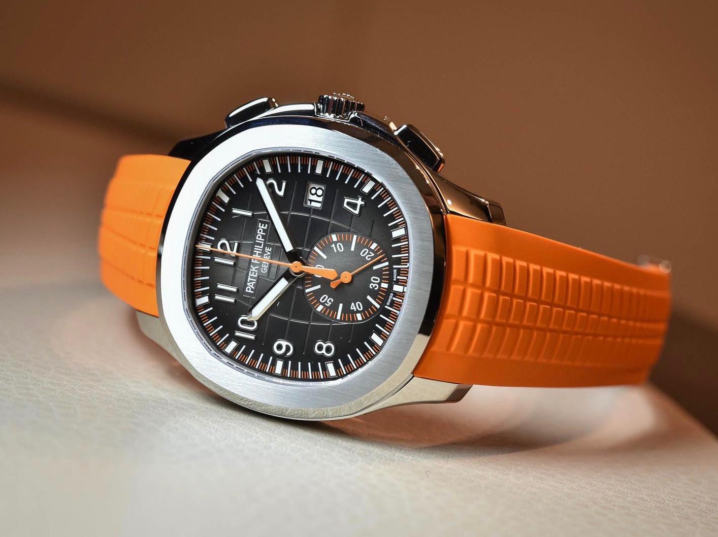 Patek Philippe Aquanaut 5968A-001