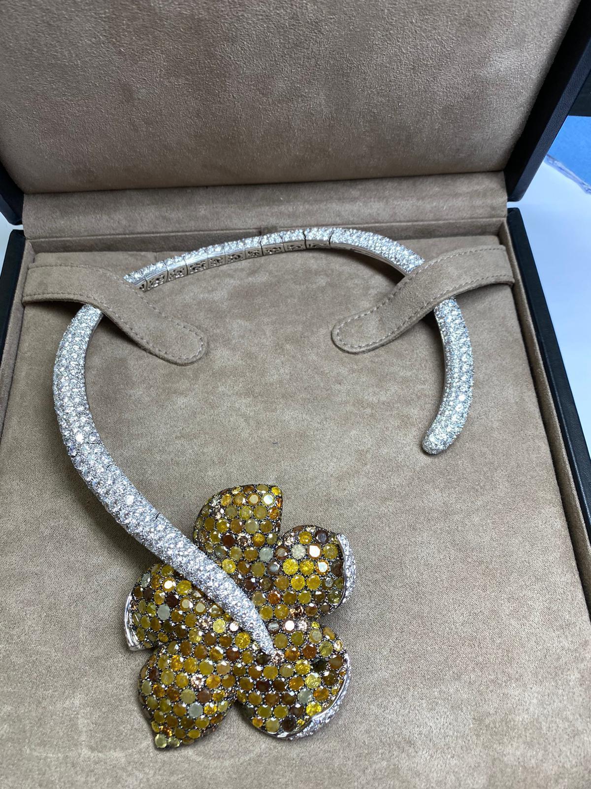 Necklace Icy de GRISOGONO