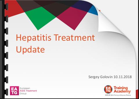 Hepatitis B and C Treatment Guidelines