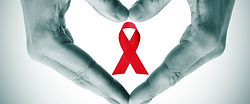 People living with HIV/AIDS for at least 10 years (aged 18-45)