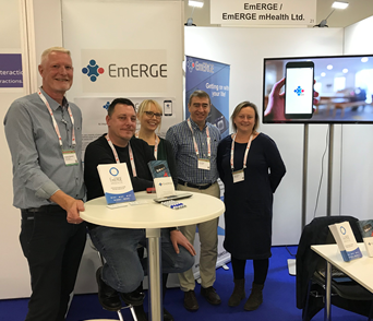 EmERGE @ EACS 2019, Basel, Switzerland